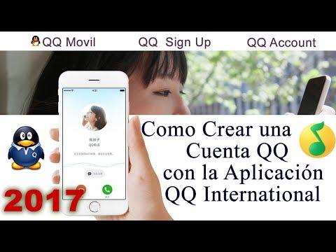 Crear Cuenta QQ en Android FACIL y RAPIDO 2018