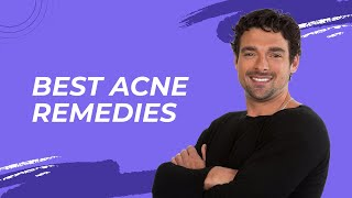 How to clear up acne FAST, naturally [and effectively]