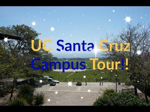 UC Santa Cruz Campus Tour!