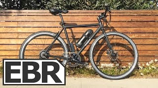 E-Glide SS Video Review - Affordable Single Speed Ebike, 1 Year Warranty