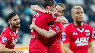Goals Heracles Almelo - AZ