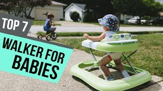 7 Best Walker For Babies 2018 Review