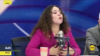 Congresista Cecilia Chacón responde por audios que involucran a Keiko Fujimori │RPP