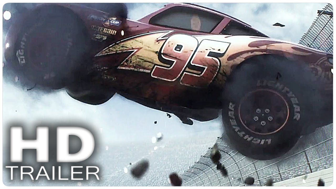 Kinostart Cars 3
