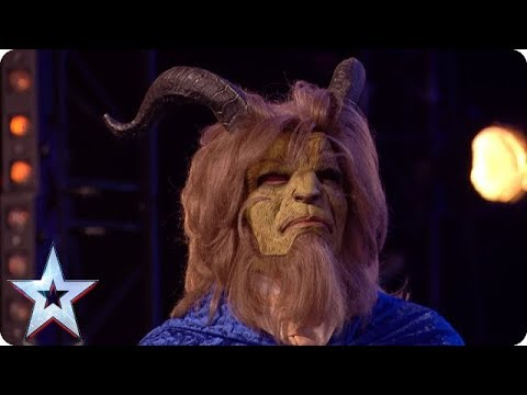 EPIC DISNEY MASHUP! | Britain's Got Talent