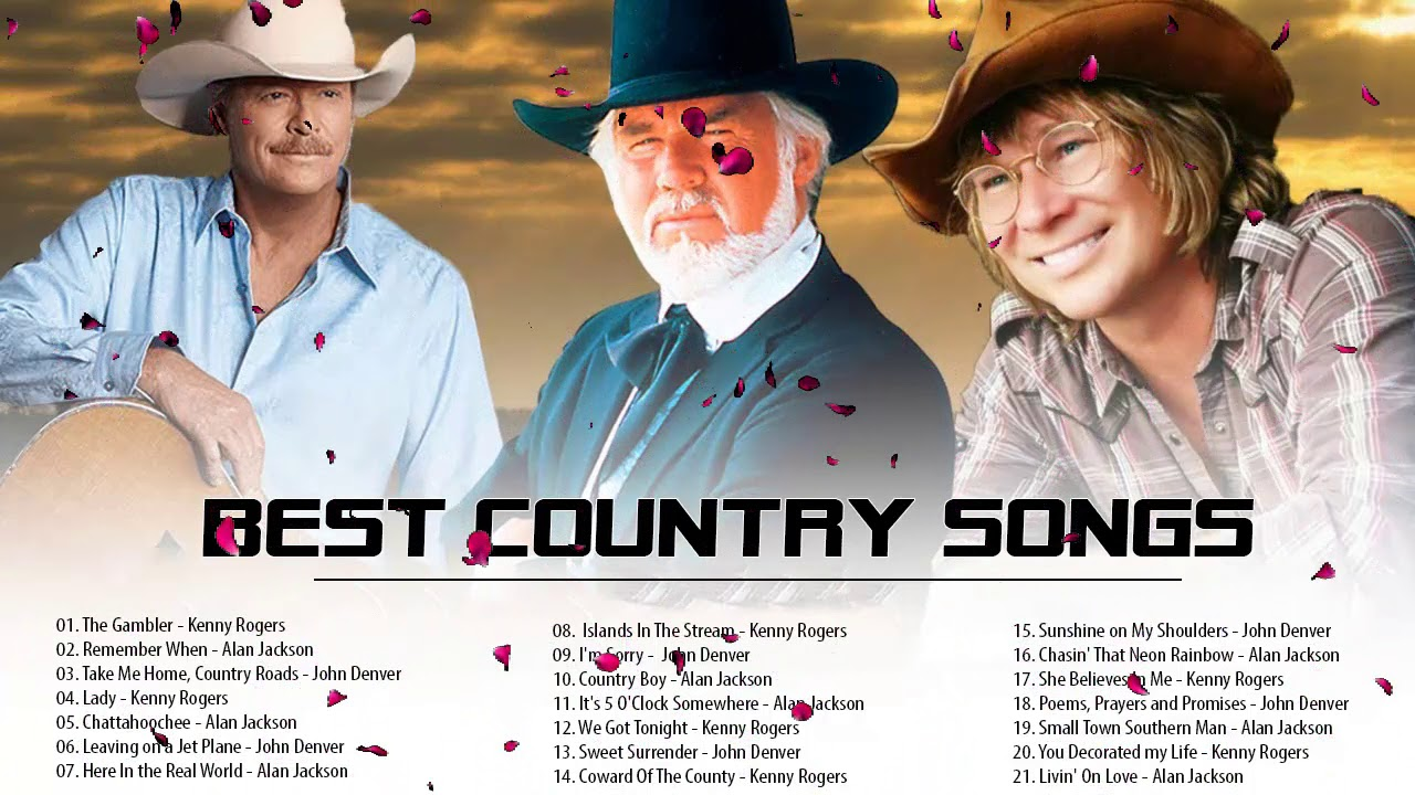 Download Best Classic Country Songs of All Time | Greatest Country Collection