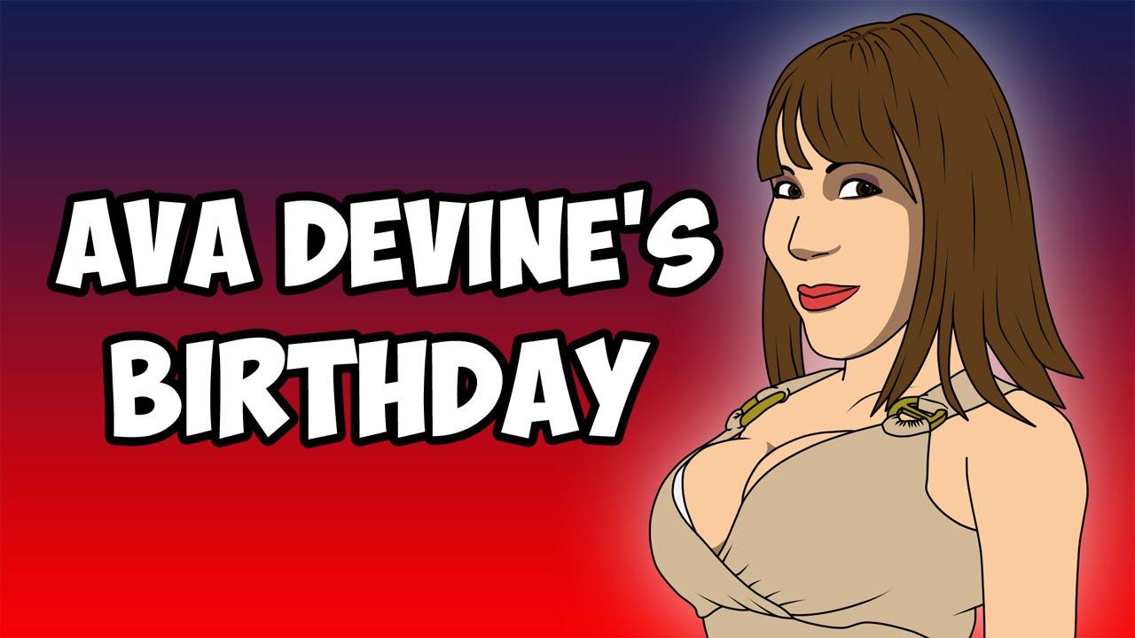 Ava Devines Birthday