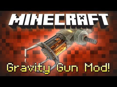 скачать мод Gravity Gun - фото 10