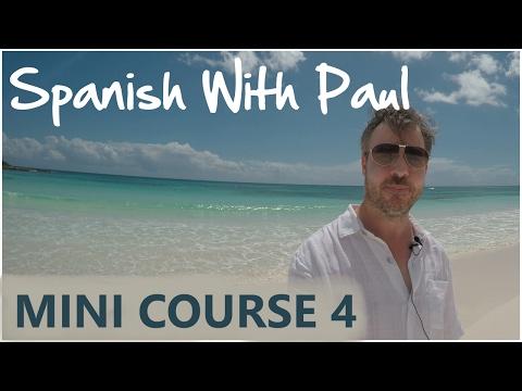 Learn Spanish With Paul