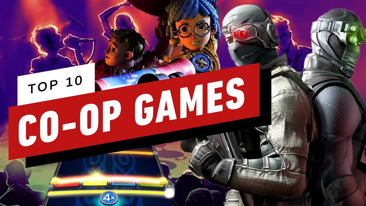 Download The Top 10 Coop Games
