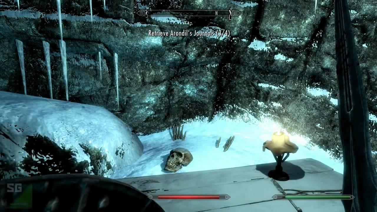 The Elder Scrolls V Skyrim Totem Of Hircine Part 1 Youtube