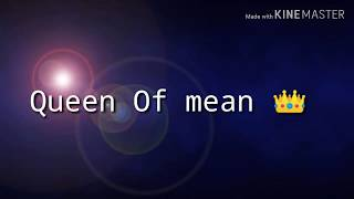 Download lagu Sarah Jeffery - Queen of mean -lyric video | Descendants 3 |