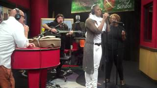 India Arie performs 2 songs from SONGVERSATION while visiting the Tom Joyner Morning Show.