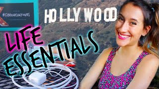 HOW TO MOVE TO LA! What to Pack aka My Life Essentials | itsLyndsayRae Thumbnail