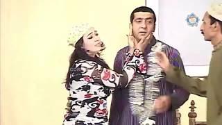 Iftikhar Thakur, Zafri Khan and Sheezah New Pakistani Stage Drama Full Comedy Clip
