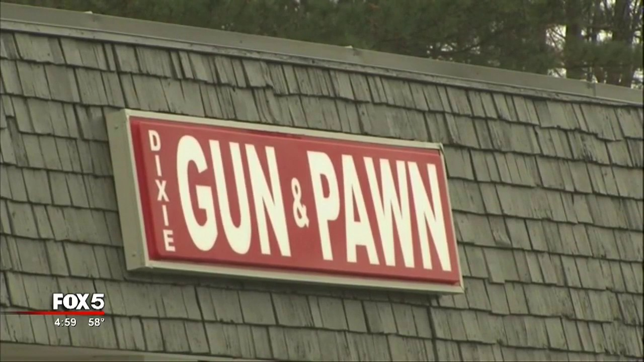 Mableton pawn shop shooting - YouTube