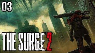 Zagrajmy w The Surge 2 [#03] - UKRYTY BANER