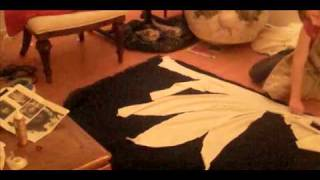 Making Where The Wild Thing Are Costume 02
