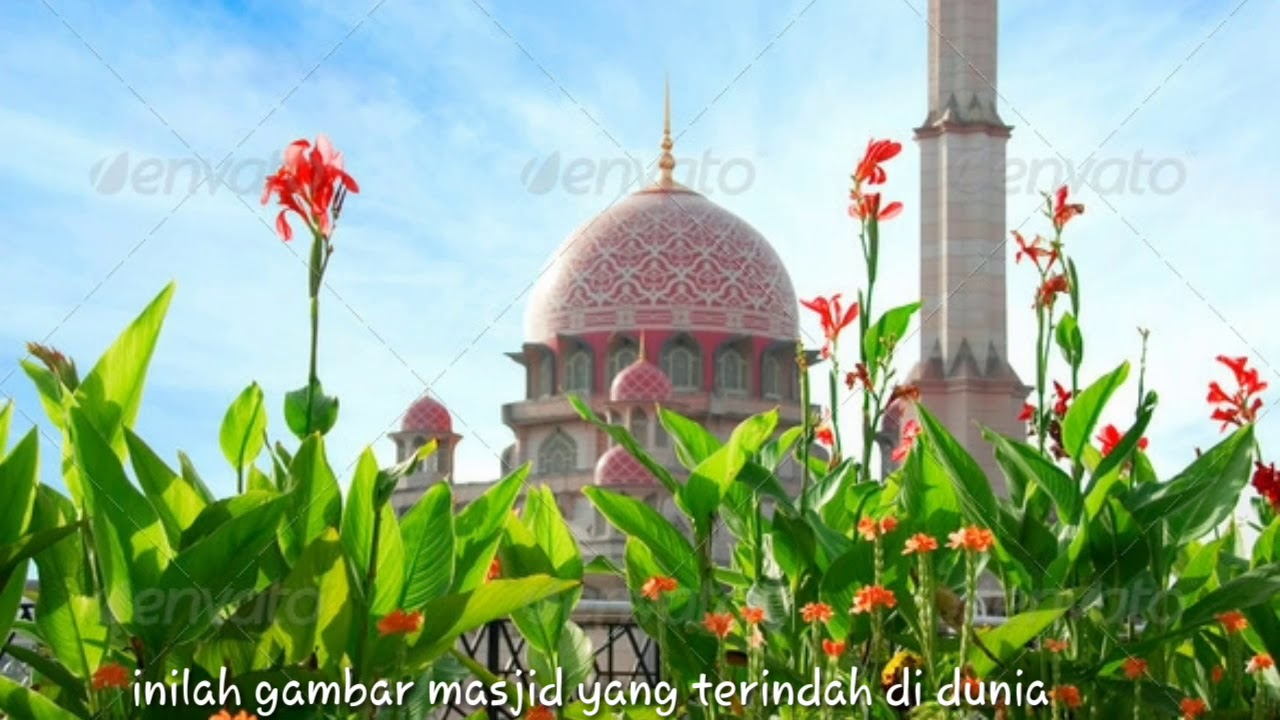 Gambar Masjid Yang Terindah Di Dunia Youtube