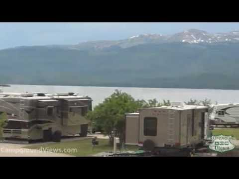 full hookup camping near yellowstone