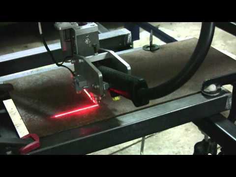 Homemade CNC Plasma router with Mach3 and Triple Beast [HD]