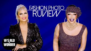 FASHION PHOTO RUVIEW: RuPaul's Drag Race UK Series 1 Episode 7