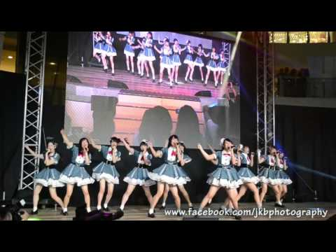 AKB48 TEAM 8 - IIwake Maybe and Ponytail to Shushu in Manila [HD] (言い訳Maybe/ポニーテールとシュシュ)