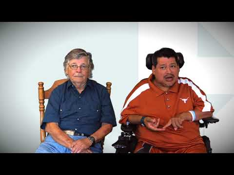 Bill and Chris Talk About Resources to Live Independently