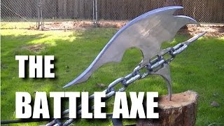 (THE BATTLE AXE) The Art of Weapons 100,000 subscriber contest entry