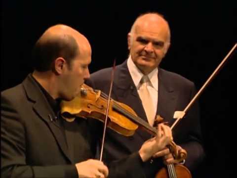 Le violon d'Ingres & Patrice Fontanarosa