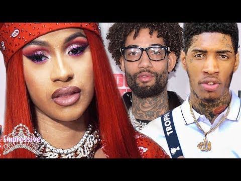 Cardi B gets into a beef with PNB Rocks friendand gets outed SMH