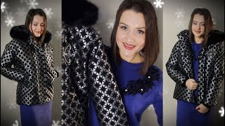 Утепленная куртка Faberlic by Valentin Yudashkin ОТЗЫВ
