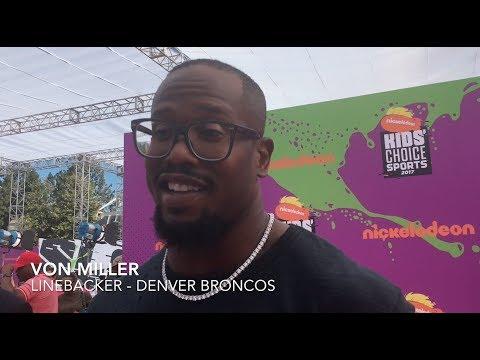Nickelodeon Kids' Choice Sports Awards 2017 Orange Carpet