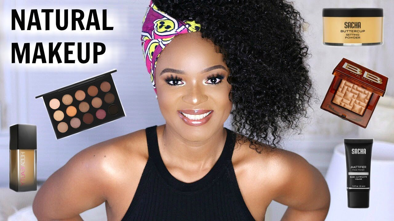 Natural Looking Makeup For Black Women Dark Skin Women Of Color