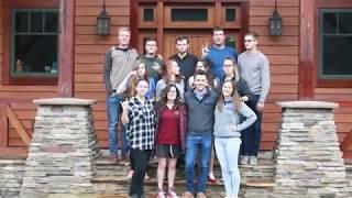 NDSU student government team photo