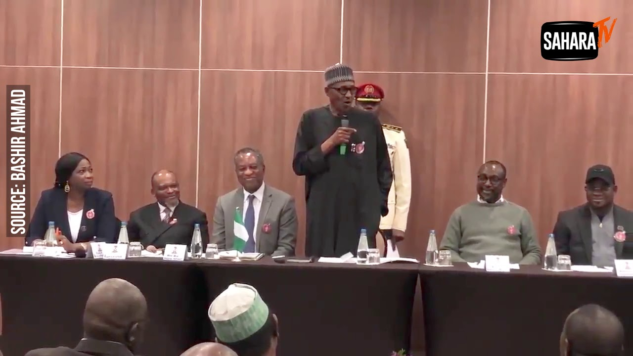 'This Is The Real Me' — Buhari Speaks in Poland On Being Cloned