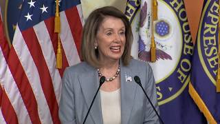 House Speaker Nancy Pelosi, From YouTubeVideos