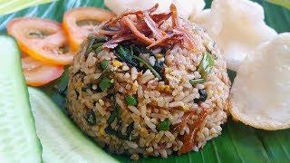 Nasi Goreng Kampung | Anchovies Fried Rice