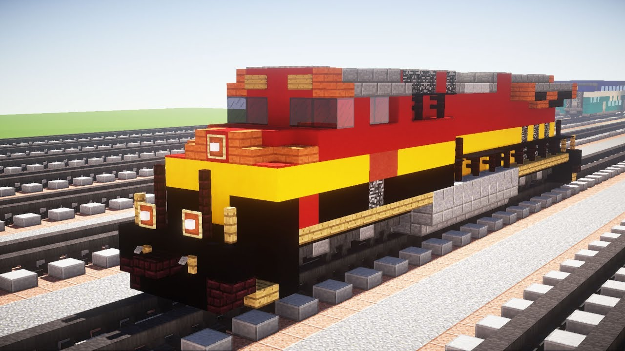 Minecraft Ns Train Pictures To Pin On Pinterest PinsDaddy