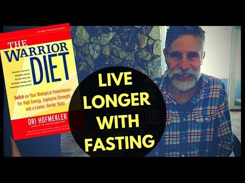 Intermittent Fasting and Stress Adaptation with Ori Hofmekler (Author of The Warrior Diet)