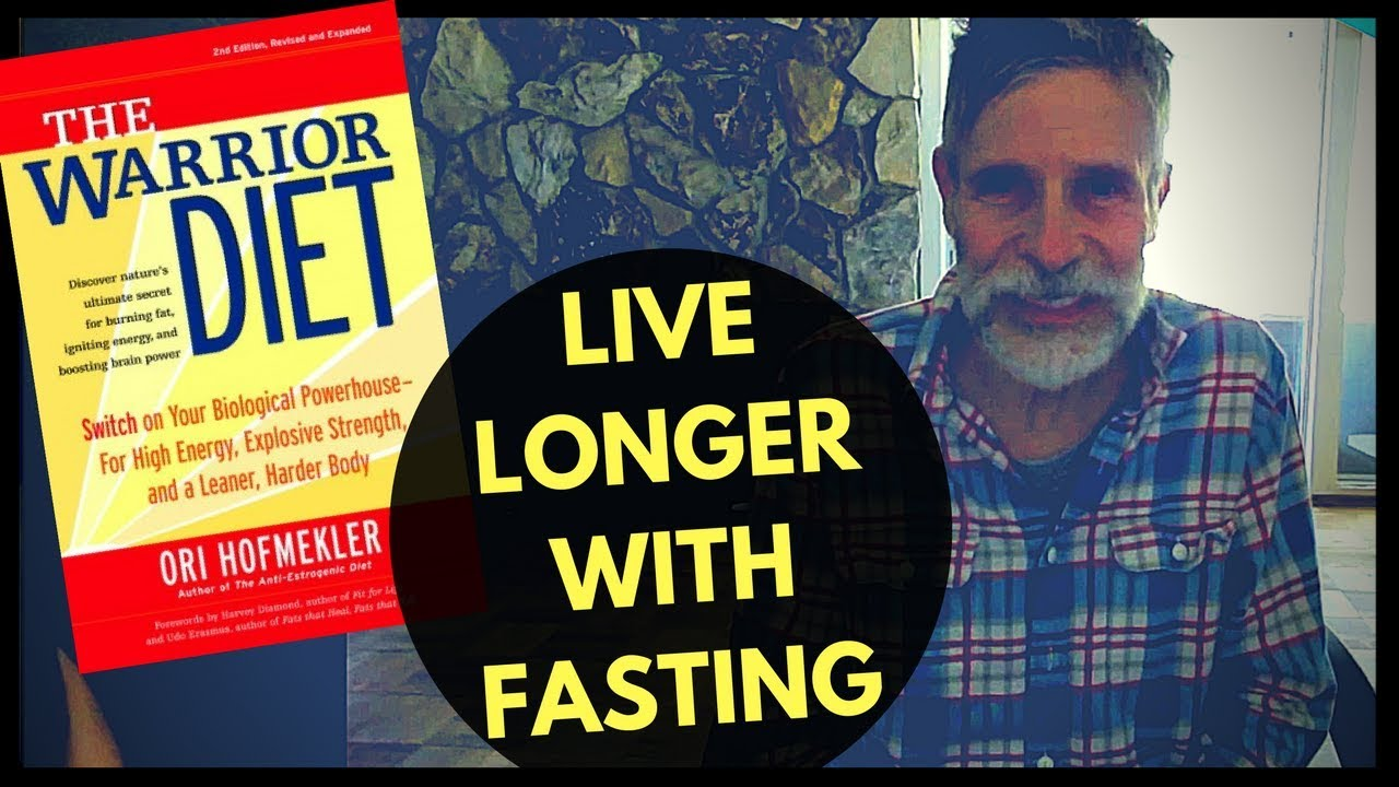 Intermittent fasting and stress adaptation with ori hofmekler intermittent fasting and stress adaptation with ori hofmekler author of the warrior diet malvernweather Gallery