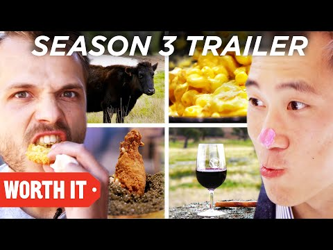Worth It Season 3 Trailer