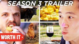 Worth It Season 3 Trailer by : BuzzFeedVideo
