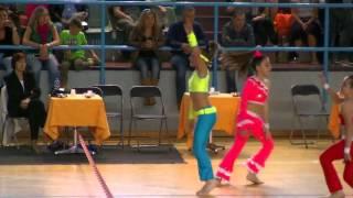 Quunrebecca gara disco dance singolo 05052013 campionato regionale toscana)