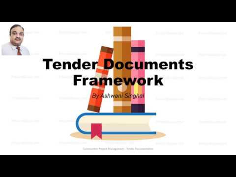 Tender Documentation - Framework