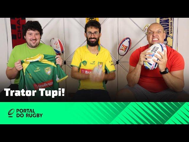 #Ovalados - Trator Tupi!