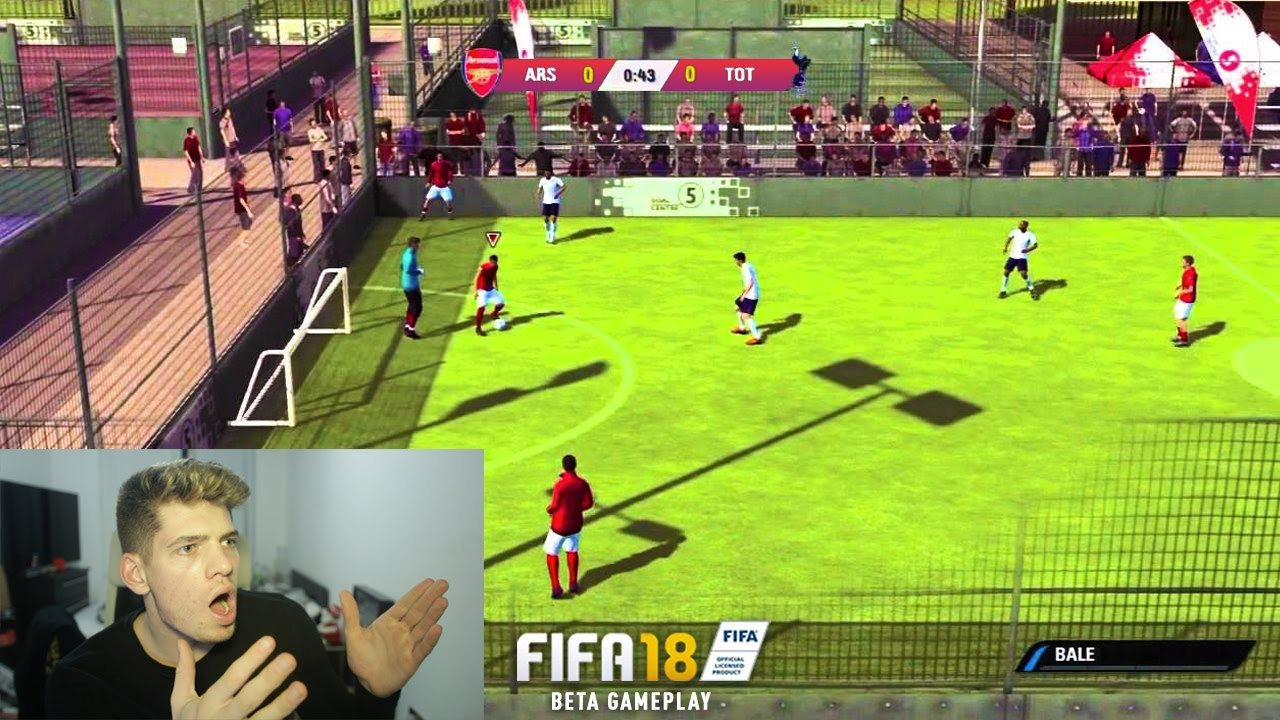 how to play ultimate team fifa 18