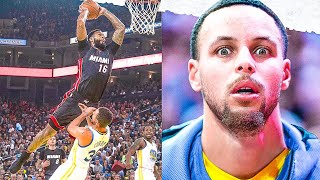 NBA Stars Getting Duฑked On! (LeBron James, Kevin Durant, Steph Curry...)