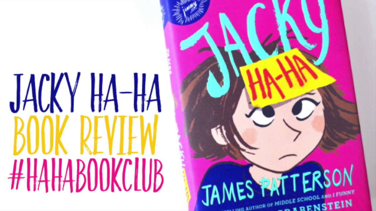 Jacky Ha Book Review HaHaBookClub