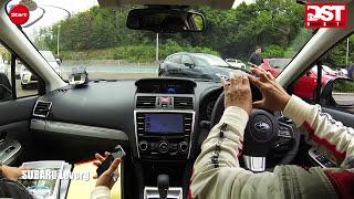 スバル・レヴォーグ vs レクサスCT200h vs マツダ・アクセラ【DST#Zero02】